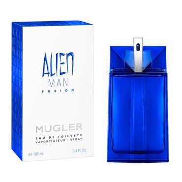 THIERRY MUGLER ALIEN MAN FUSION 100ML EDT