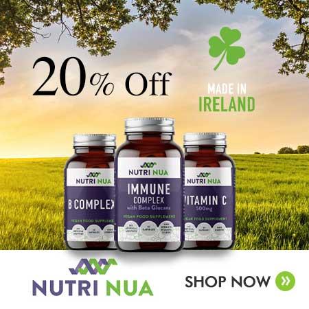 20% Off Nutri Nua
