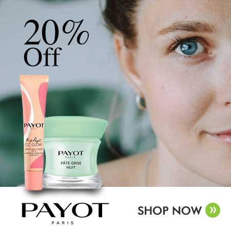 Payot Beauty Promotion