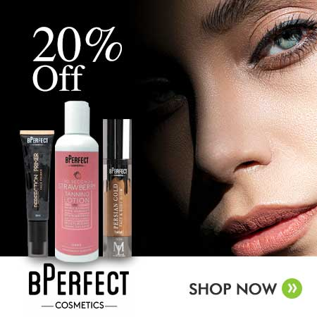 20% Off bPerfect