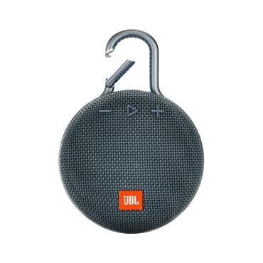 JBL Clip 3 Wireless Portable Bluetooth Speaker - Blue | JBLCLIP3BLU