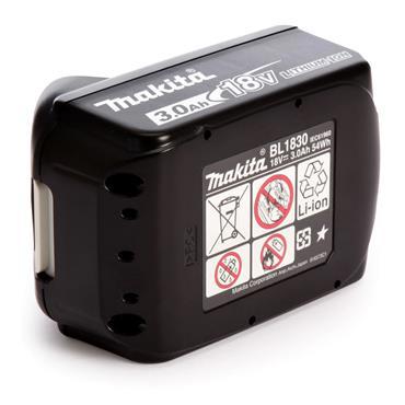 Makita 18V 3.0Ah Li-ion Replacement Battery | BL1830B