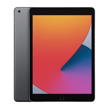Apple iPad 10.2 inch 8th Gen 32GB Space Grey   MYL92B/A