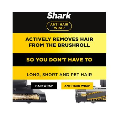 Shark Cordless Vacuum Cleaner with Anti Hair Wrap Single Battery | IZ201UK