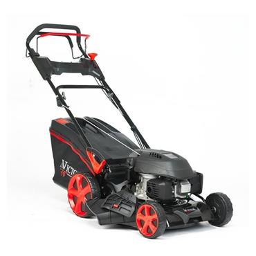 "Victor 18"" Self Drive Steel Deck Petrol Lawnmower 144.3cc | 270498"