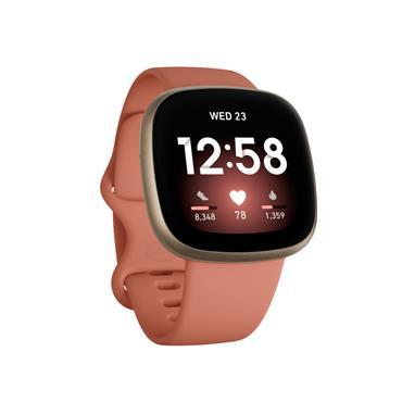 Fitbit Versa 3 - Pink Clay | 79-FB511GLPK