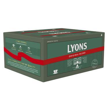 LYONS TEA BAGS 600 PACK