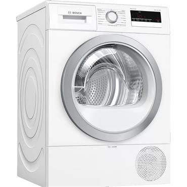 Bosch 8kg Heat Pump Tumble Dryer - White | WTR85V21GB