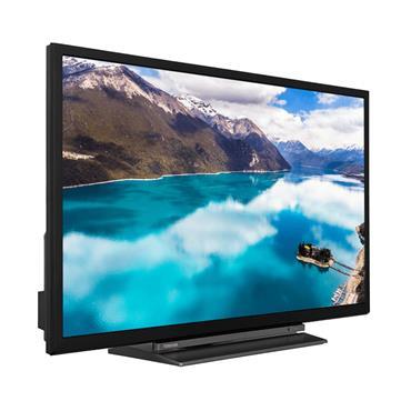 "Toshiba 32"" Smart LED Tv with Wifi   32WL3A63DB"