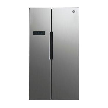 Candy SBS American Fridge Freezer - Silver | CHSBSV5172XK