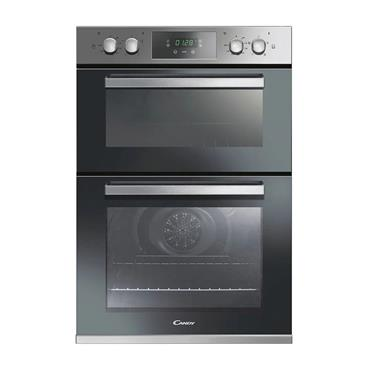 Candy Built-In Double Electric Oven Stainless Steel | FC9D405IN