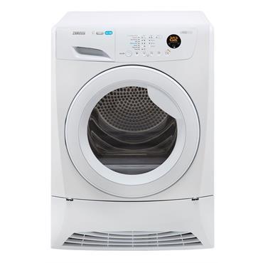 Zanussi 8KG Heat Pump Tumble Dryer White | ZDH8903W