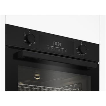 Beko Single Electric Oven - Black | BBIF22300B
