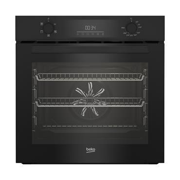 Beko Single Electric Oven - Black | BBIF22300B