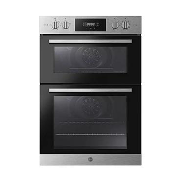 Hoover Built In Double Electric Oven Stainless Steel | HO9DC3H308IN