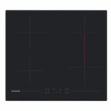 HOOVER 60CM ELECTRIC CERAMIC HOB BLACK | HH64BVT