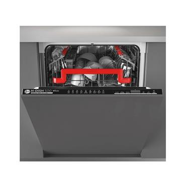 HOOVER 16 PLACE INTEGRATED DISHWASHER   HDIN4D620PB-80