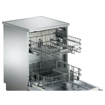 Bosch 12 Place Dishwaster - Silver | SMS25AI00E