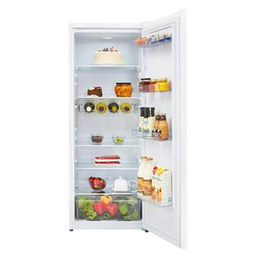 Beko 145.7cm Full Larder Fridge - White | LSG3545W