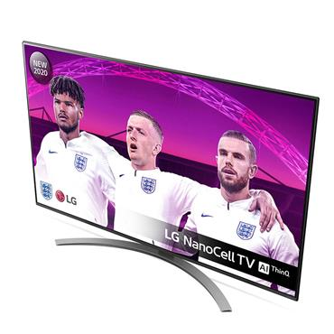 "LG 55"" Smart 4K Ultra HD HDR LED TV with Google Assistant & Amazon Alexa | 55NANO816NA"
