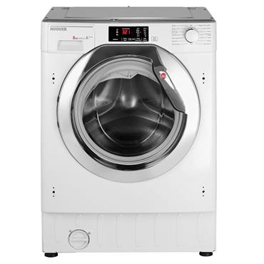 HOOVER 8KG 1400spin INTEGRATED WASHING MACHINE | HBWM814DC-80