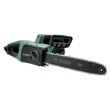 Bosch Universal Chain 35cm 1800W Electric Chainsaw - Black & Green | 06008B8370