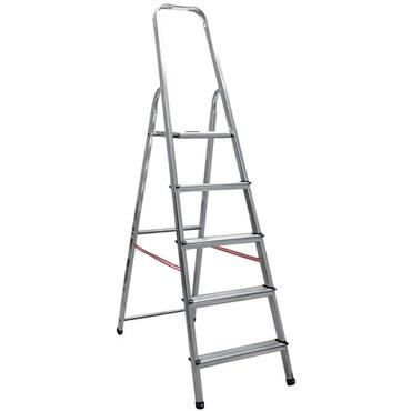 Artub 5 Step Aluminium Step Ladder | 0333-18