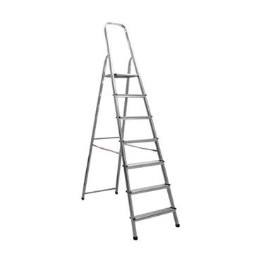 Artub 7 Step Aluminium Step Ladder | 0333-22