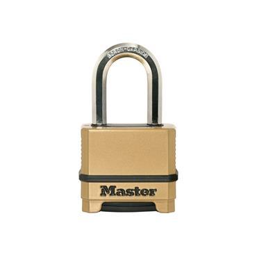 Masterlock 50mm Excell Combination Padlock | MLM175EURDLF