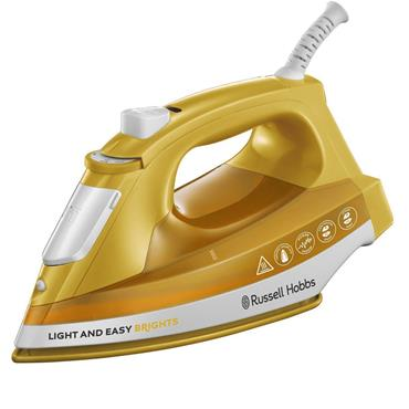 Russell Hobbs Light & Easy Bright 2400W Steam Iron | 24800