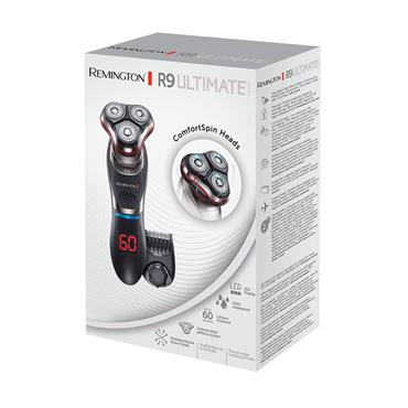 Remington R9 3 Head Rotary Electric Rechargable Shaver | XR1570