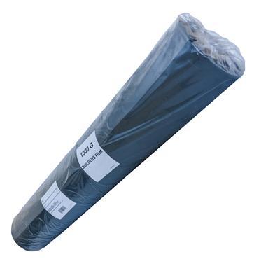 Laydex 1000 Gauge Polythene Black - 15m x 3.5m   30406