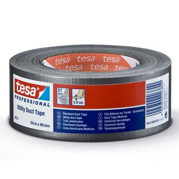 Tesa Duct  (DUCK) Tape - 48mm x 50 Metre