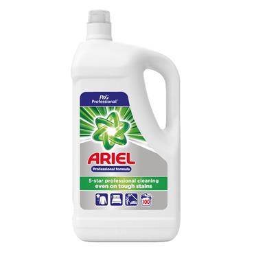 ARIEL PROF. LIQUID 100 WASHES 5 LITRE