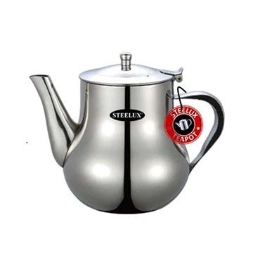 Spouted Teapot Stainless Steel 48oz / 1.5 Litre | ST/0057