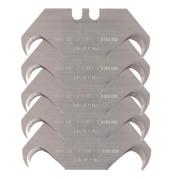 STANLEY HOOKED KNIFE BLADES PACK OF 5