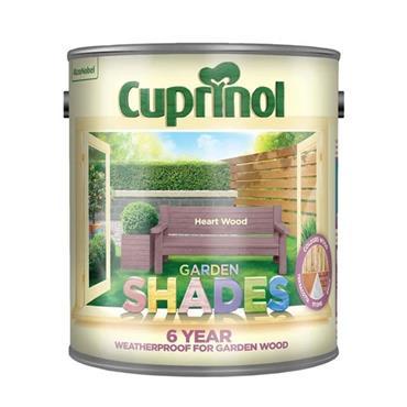 Cuprinol 2.5 Litre Garden Shades Woodstain - Heart Wood | 5282515