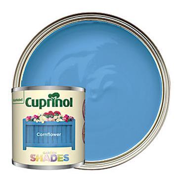 Cuprinol 1 Litre Garden Shades Woodstain - Cornflower | 5316975