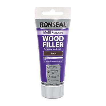 Ronseal Multi Purpose Wood Filler 100g - Dark Wood | 33638