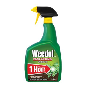 WEEDOL FAST ACTING READY TO USE WEEDKILLER 1 LITRE