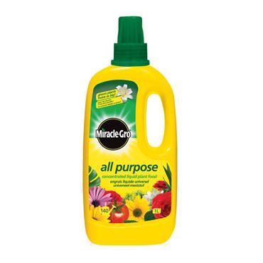 Miracle Gro All Purpost liquid Plant Food 1 Litre | 4009139