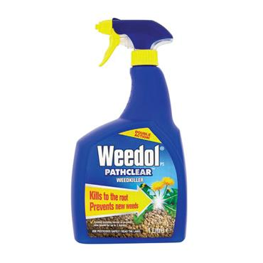 WEEDOL PATHCLEAR READY TO USE WEEDKILLER 1 LITRE