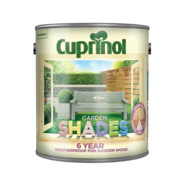 Cuprinol 1 Litre Garden Shades Woodstain - Willow | 5083483