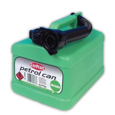 Carplan Petrol Fuel Can 5 Litre - Green   230054