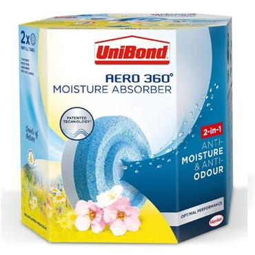 UNIBOND AERO 360 REFILL 2 PACK - Flower Meadow