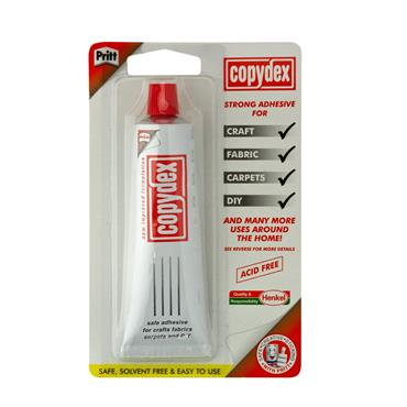 COPYDEX ADHESIVE TUBE GLUE 50ML