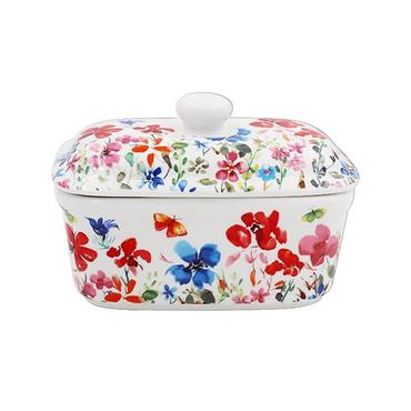 Butterfly Meadow Butter Dish | PG4343