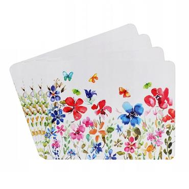 Butterfly Meadows Placemats set of 4 | PG4345