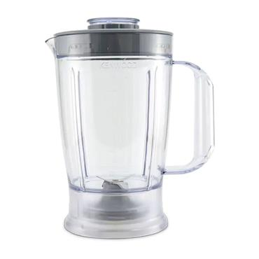 Kenwood 800w Multipro Compact Food Processor - Silver | FDP301SI