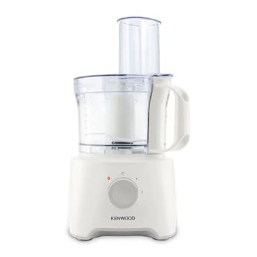Kenwood Multipro Compact 800W Food Processor - White | FDP301WH